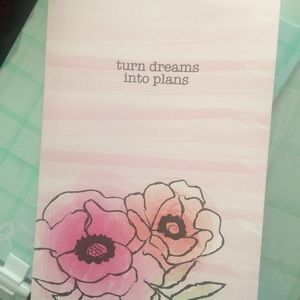 Turn Dreams Into Plans journal